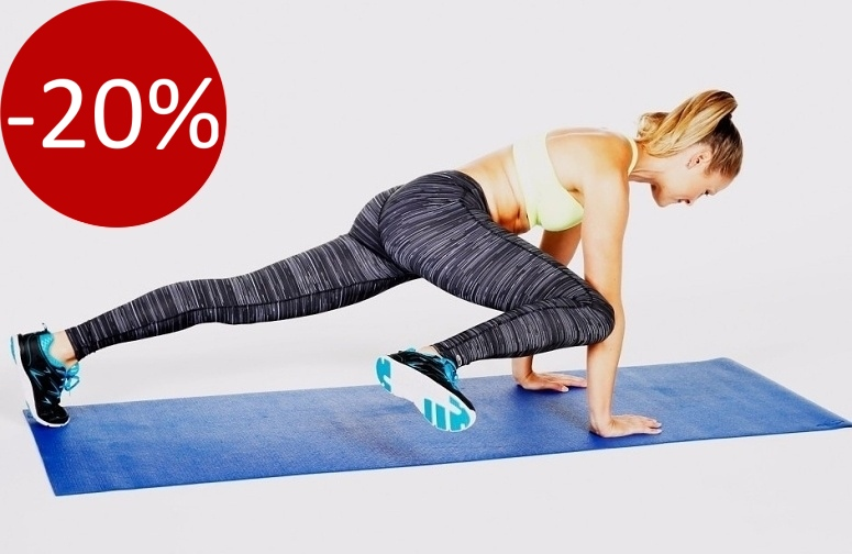 Sleva 20 % na kurz Bodyweight