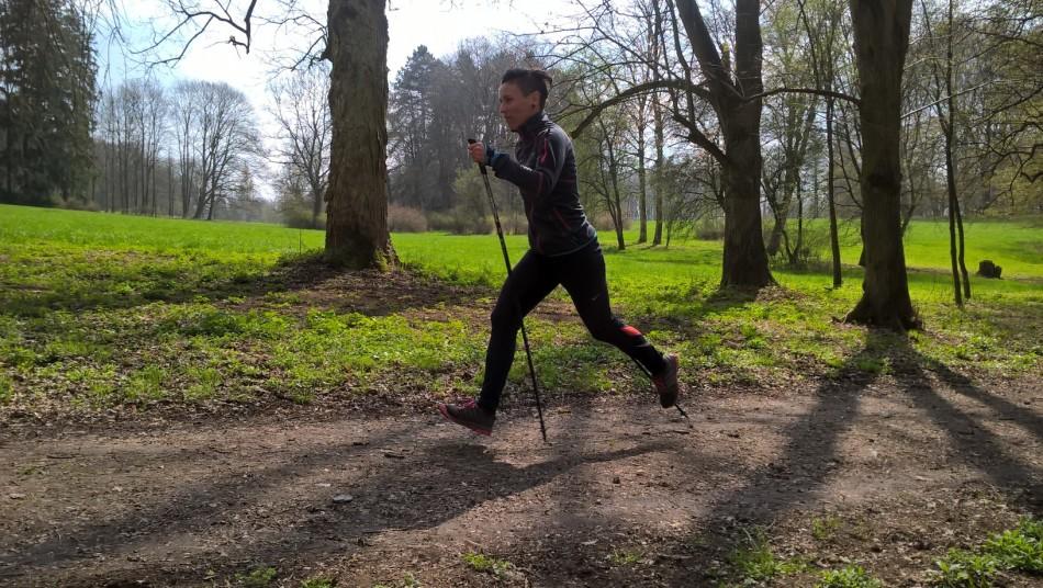 nordic running - metodika
