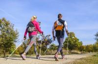 Nejčastější chyby v technice Nordic Walking