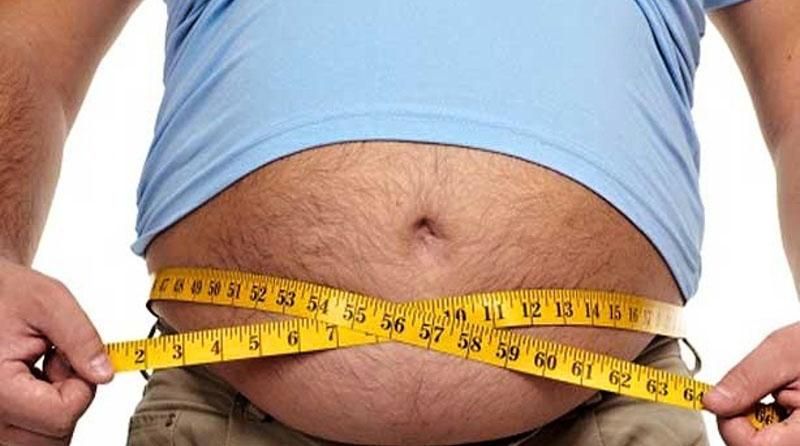 nadváha ilustrační obrázek